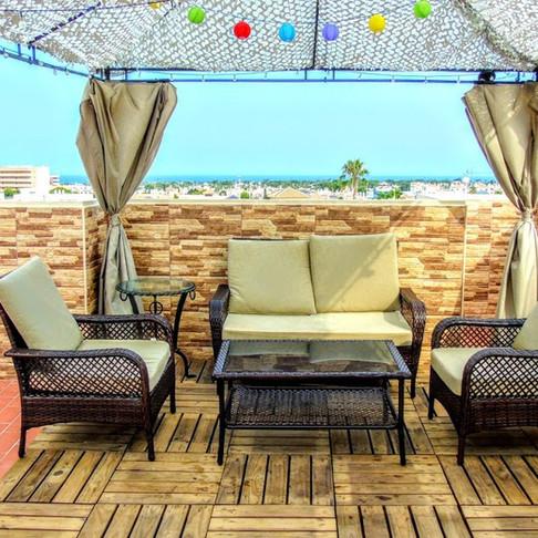 Winter Long Rental in La Zenia, Orihuela Costa / Penthouse / TRIANA WT