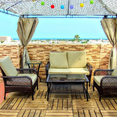Winter Long Rental in La Zenia, Orihuela Costa / Penthouse / TRIANA WT