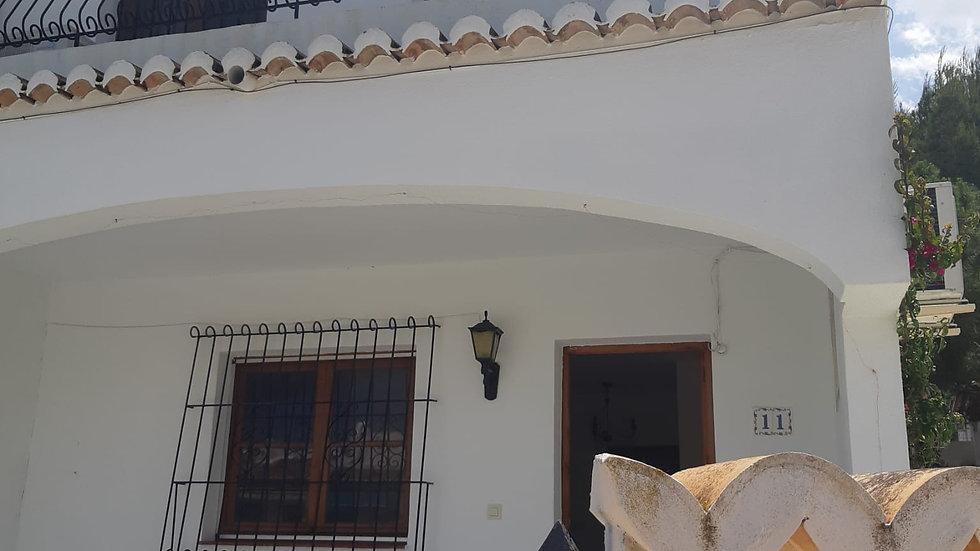 Long Term Rental in Los Balcones, Torrevieja / Semi Detached House / 0129LT
