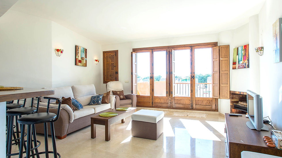 2 Bed Apartment for Long Term Rental in Punta Prima, Torrevieja - 137LT