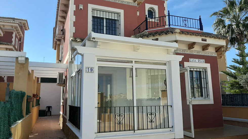 Long Term Rental in Bigastro / Detached Villa / 499LT