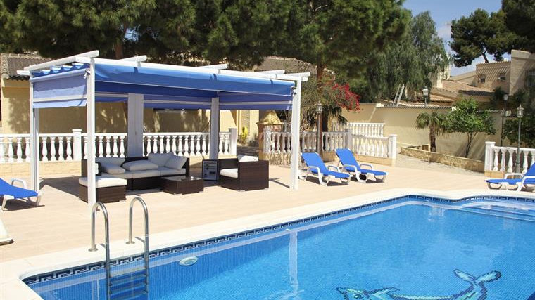 3 Bed Villa (6 Pers.) for Holiday Rental in Los Balcones, Torrevieja - 390ST