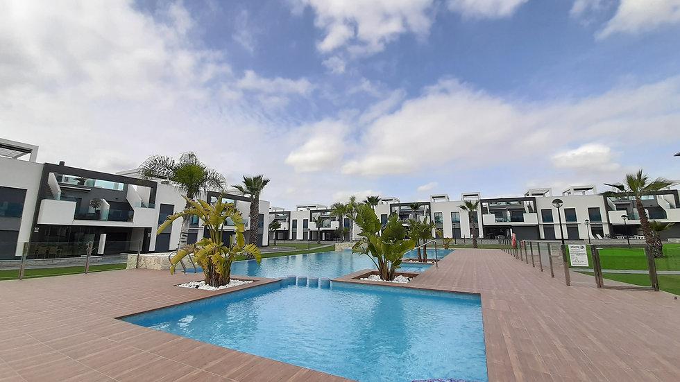 2 Bed Apartment for Long Term Rental in El Raso, Guardamar - 688LT