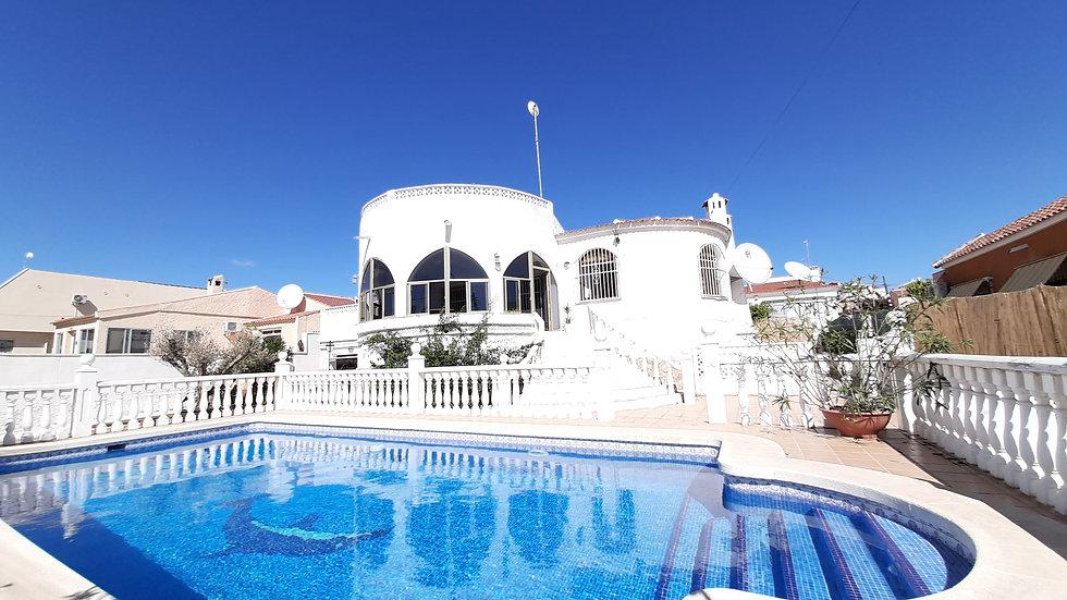 Long Term Rental in Ciudad Quesada - 3 Bed Villa with Private Pool - 059LT