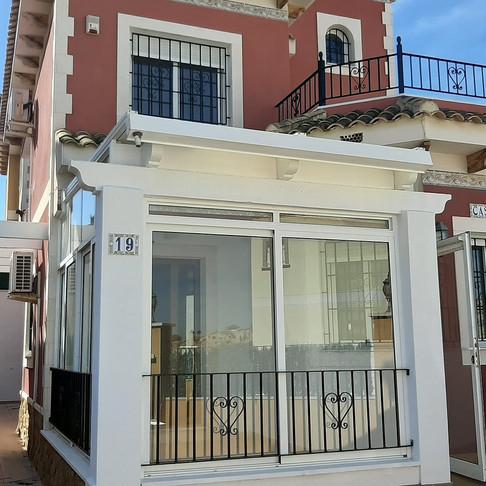 Long Term Rental in Bigastro / Detached Villa / 499LT