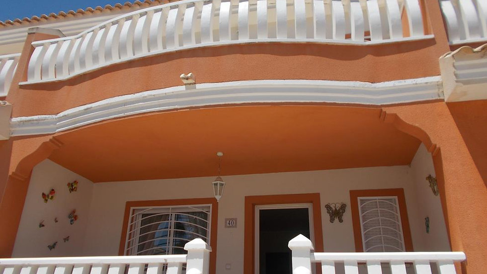 3 Bed Townhouse for Long Term Rental in Doña Pepa, Quesada - 805LT