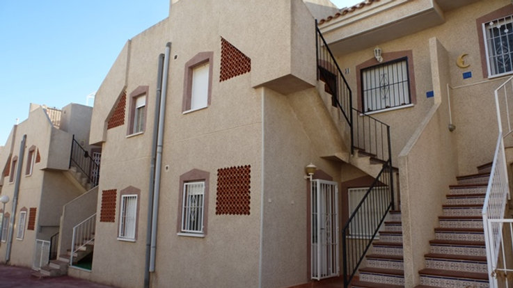 2 Bed Apartment for Long Term Rental in Montemar, Algorfa - 600LT