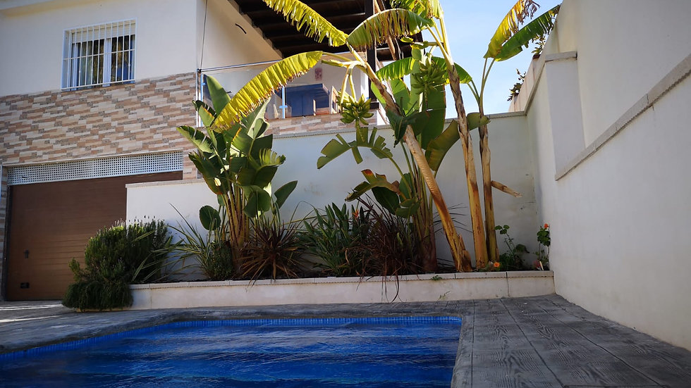 2 Bed Villa (4 Pers) for Holiday Rental in Los Balcones, Torrevieja - 490ST