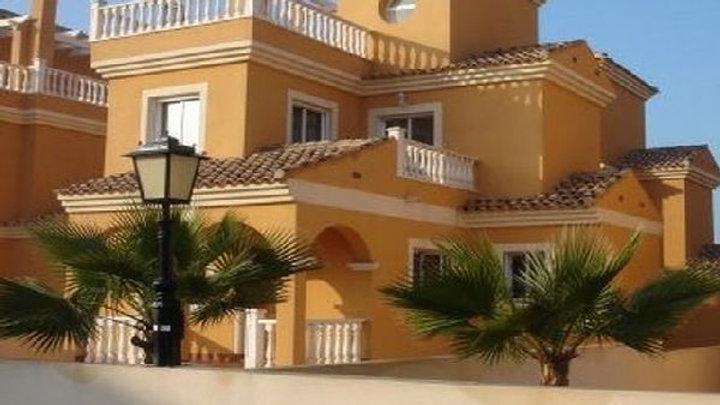 2 Bed Villa for Long Term Rental in Lo Crispin, Algorfa - 920LT