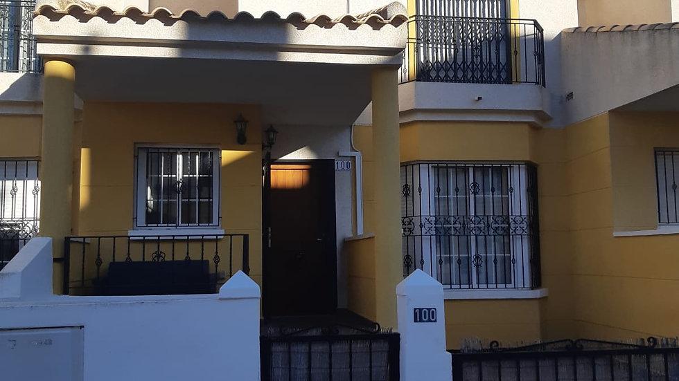 Long Term Rental in El Raso, Guardamar / Townhouse / 667LT
