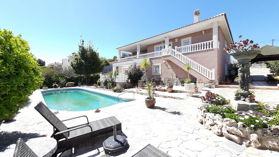 Long Winter Rental in Algorfa - Villa with Pool - VILLA ESTRELLA WT