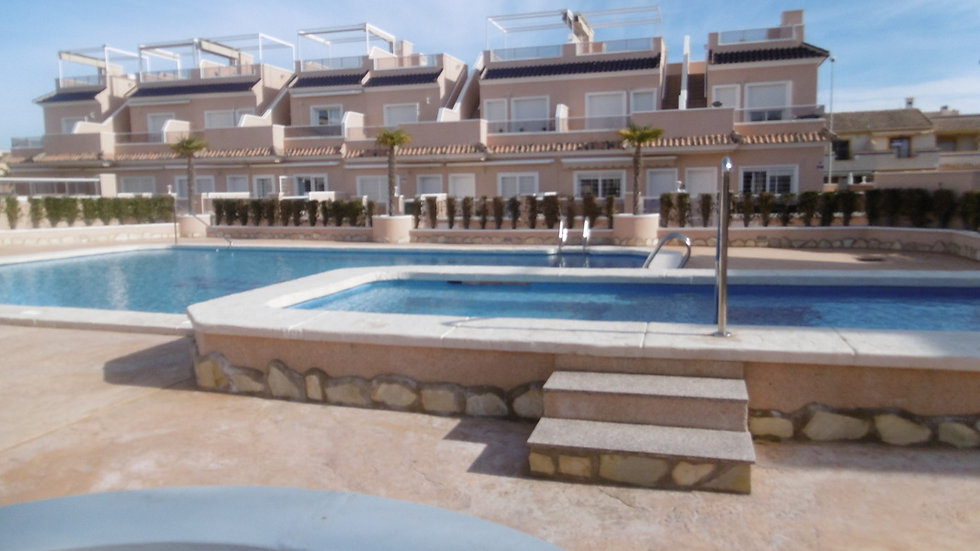 Holiday Rental in Orihuela Costa · Townhouse · VISTA AZUL XVII