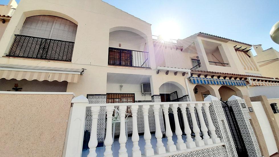 3 Bed Townhouse for Long Term Rental in El Moncayo, Guardamar - 344LT