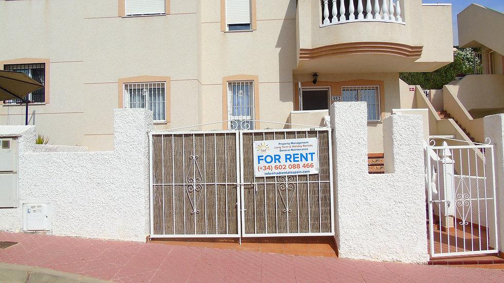 Long Term Rental in La Marquesa Golf, Ciudad Quesada - 2 Bed Apartment - 175LT
