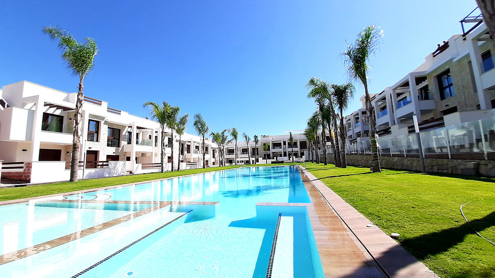 Long Winter Rental in Los Balcones, Torrevieja - Apartment - LAGUNA ROSA WT