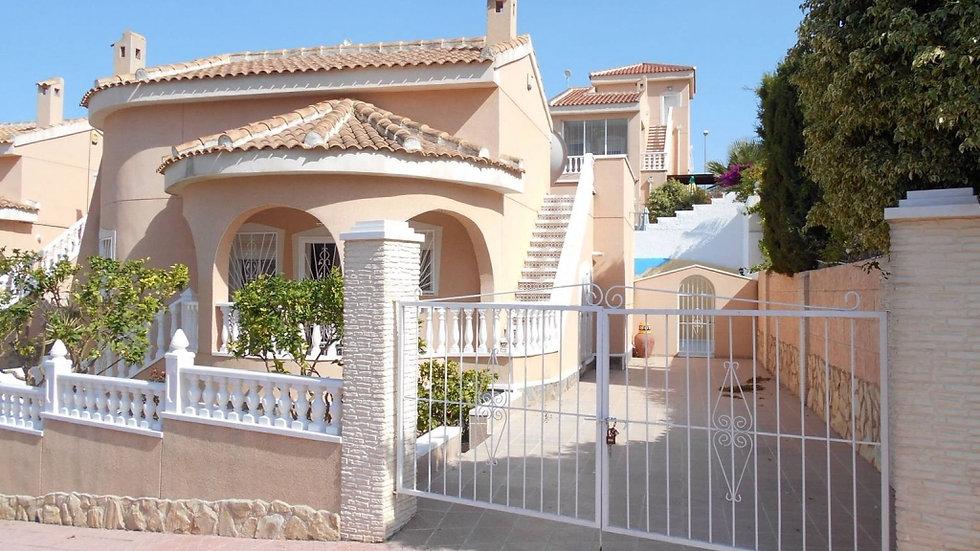 2 Bed Villa for Long Term Rental in Ciudad Quesada - 875LT