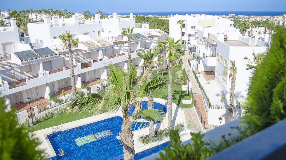LINNEA SOL' 2 Bed Apartment in Orihuela Costa - 011ST