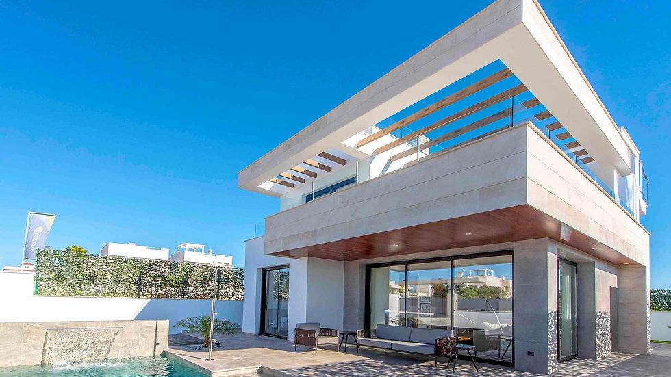 Holiday Rental in Ciudad Quesada / Luxury Villa w/ Private Pool / hadVILLA COCO