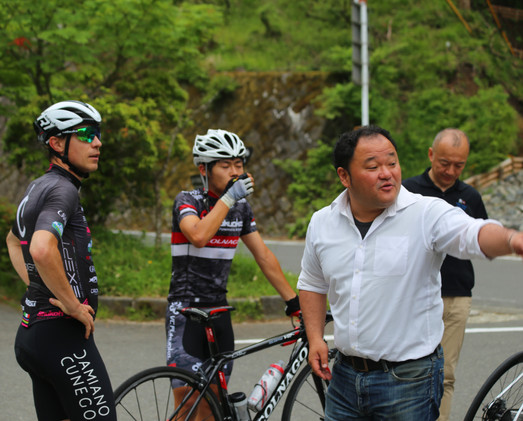 Damiano Cunego Hill Climb method