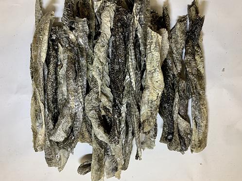 Cod Cigars (Cod Fish Skins)