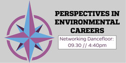 PERSPECTIVES IN ENVIRONMENTAL CAREERS