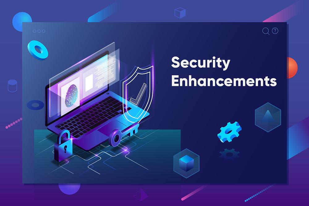 Security Enhancements - Big Data in Business