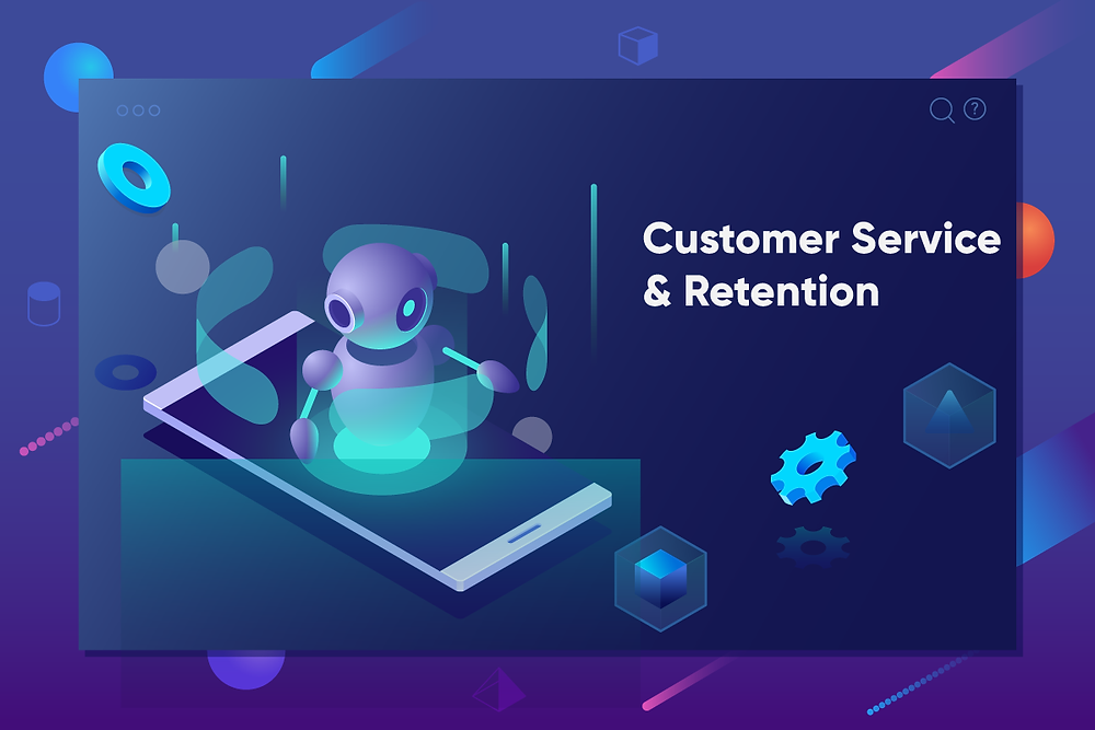 Customer Service and Retention  - Big Data in Business