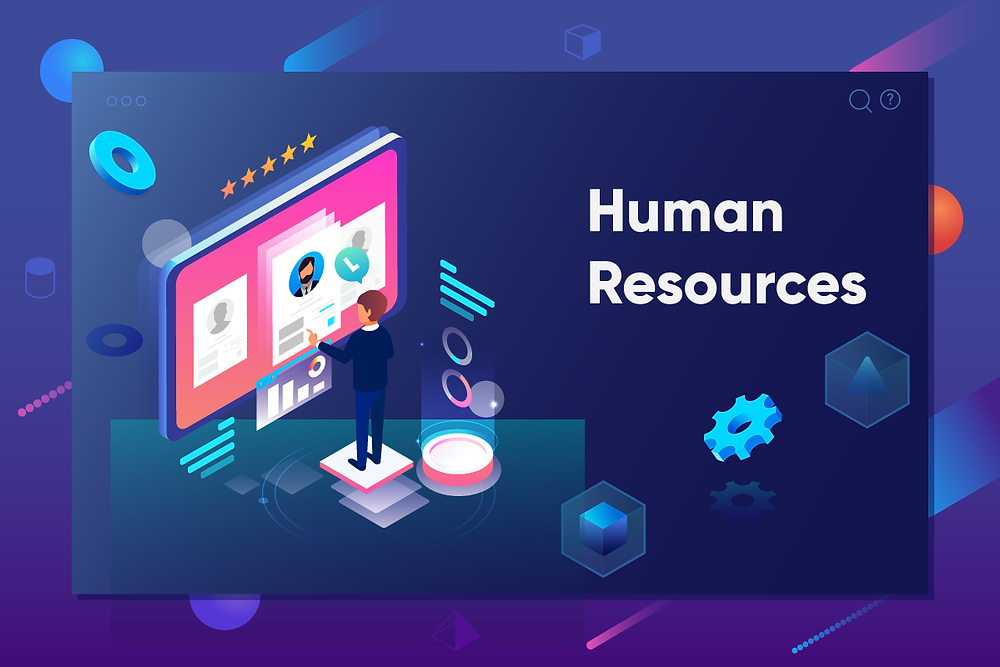 Human Resources  - Big Data in Business