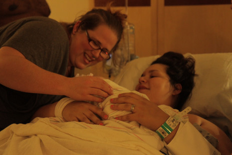 Doula Support in the Hospital