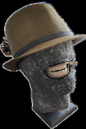 Smiling Zip Man