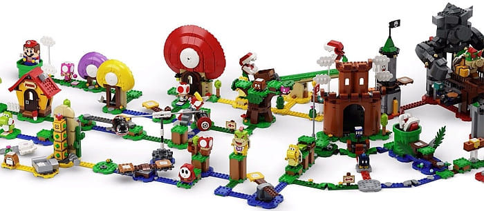 LEGO Mario PM