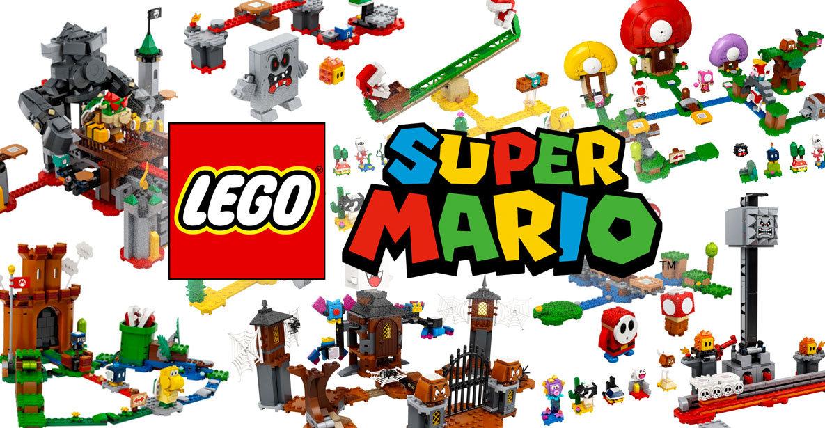 LEGO Mario AM