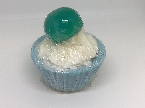 Blue Angels cupcake soap