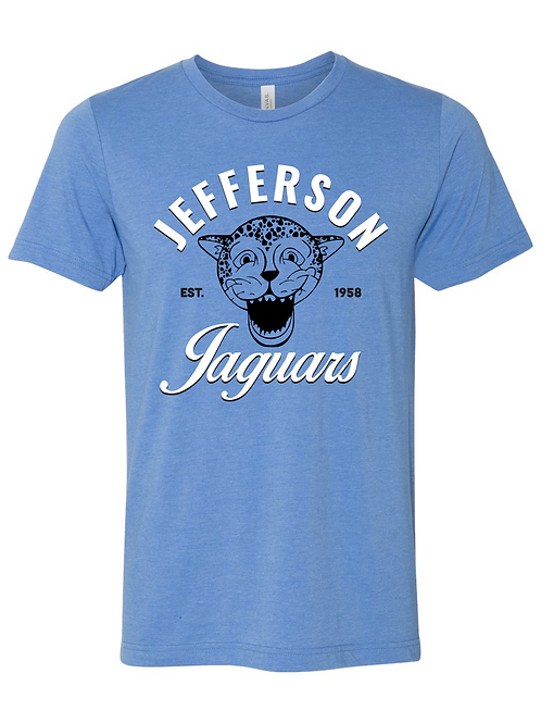 Limited edition Giltee Jaguar Blue