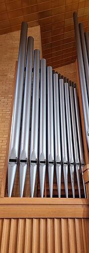 1. Sponsor a Principal Facade pipe (left