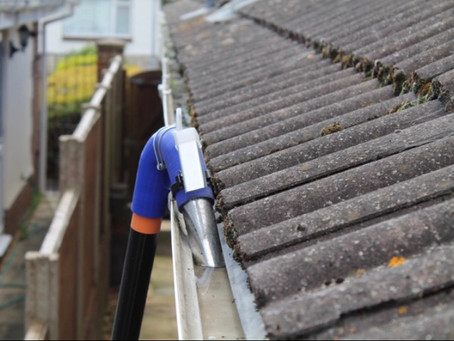 In our latest blog we give you the five benefits of keeping your gutter clear and debris free.
