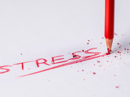 STRESS!!! less