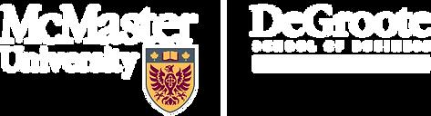 Logo - McMaster University DeGroote MBA