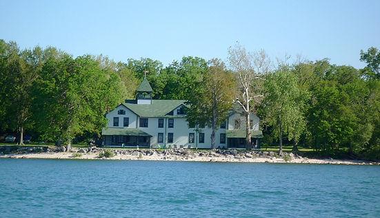 Lake Erie fishing boating club