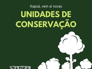 Itapoá, vem aí novas Unidades de Conservação