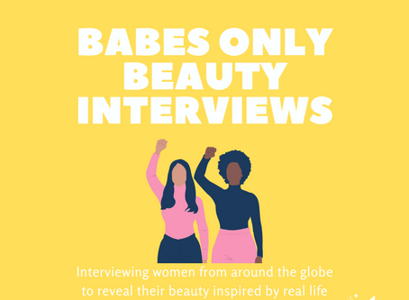 BABES ONLY BEAUTY INTERVIEW ALEX UNDONE