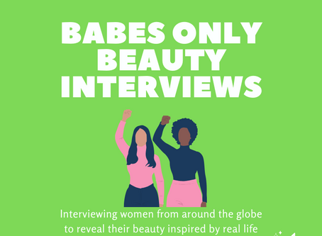BABES ONLY BEAUTY INTERVIEW IZZY BOSSY