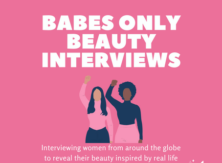 BABES ONLY BEAUTY INTERVIEW LILY