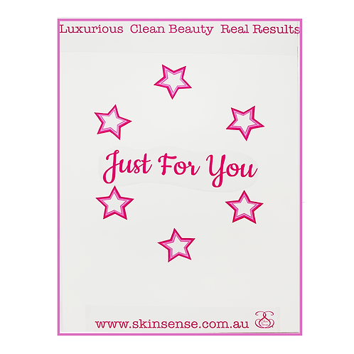 Just For You Gift Set Pink Pack