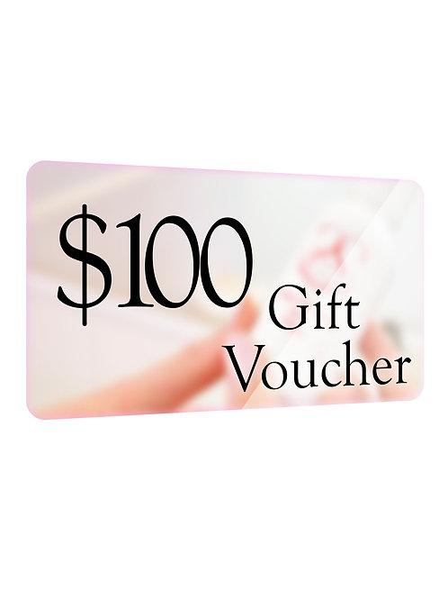 $100 Gift Voucher