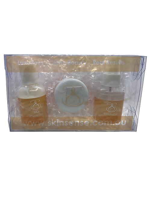 3 Pack Mini for Gift Set Mature Skin