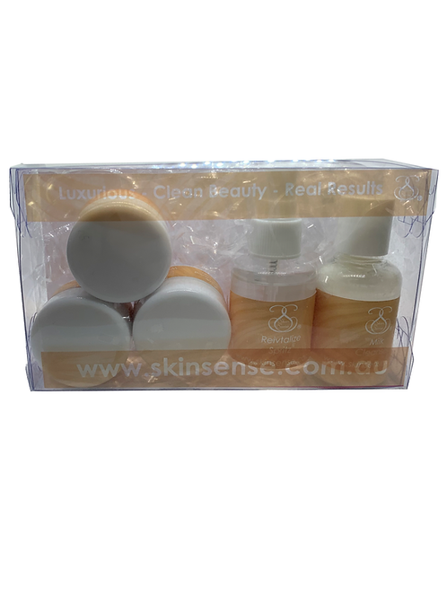Luxury 5 Pack Mini Starter Set Mature Skin