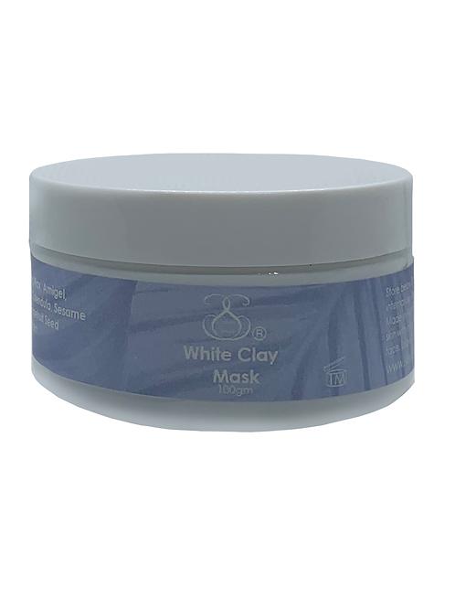 Balancing White Clay Mask