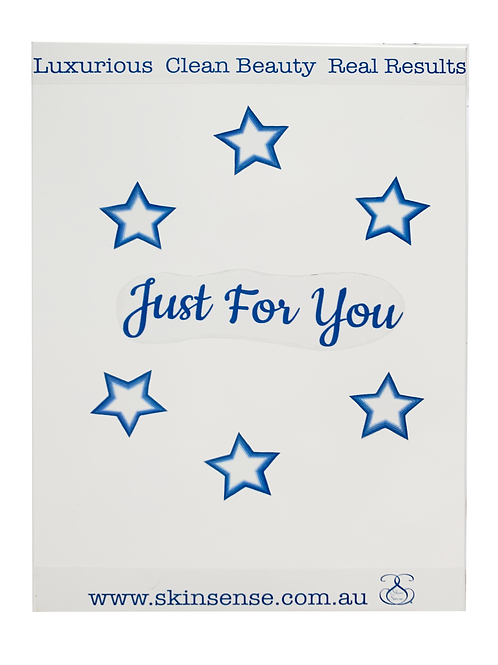 Just For You Gift Set Blue Pack