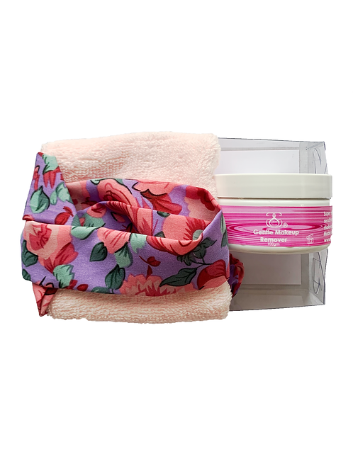 Stylish Gentle Makeup Remover Pack Pink